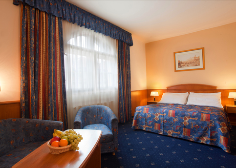 Main hotel kavalir double room