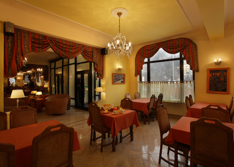 Main kavalir breakfast room