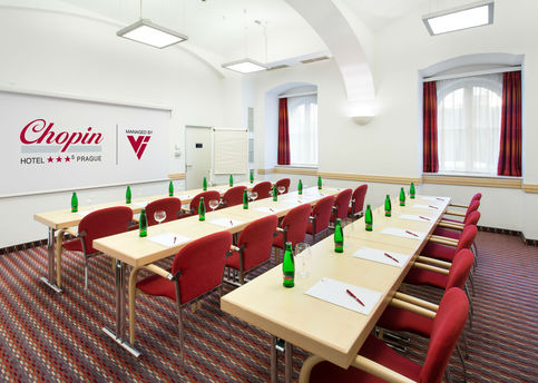 Main chopin prague meeting room