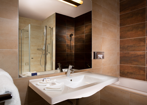 Main bathroom 1